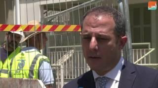 فسيفساء نادرة تصور أعمال هرقل في قبرص