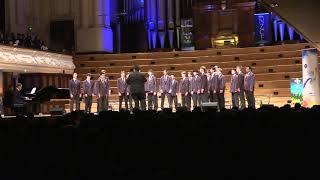 ATKM singing Shenandoah at The Big Sing 2019 Auckland Town Hall