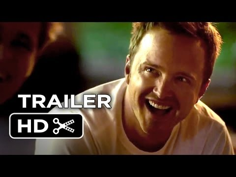 Need For Speed Official Trailer #2 (2014) - Aaron Paul, Michael Keaton Movie HD