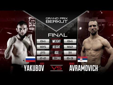Ильяс Якубов vs. Ненад Аврамович | Ilyas Yakubov vs. Nenad Avramovic
