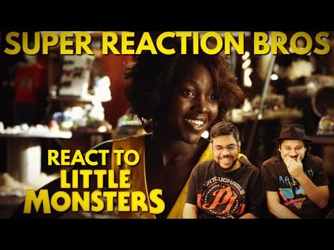 SRB Reacts to Little Monsters | Official Red Band Hulu Trailer