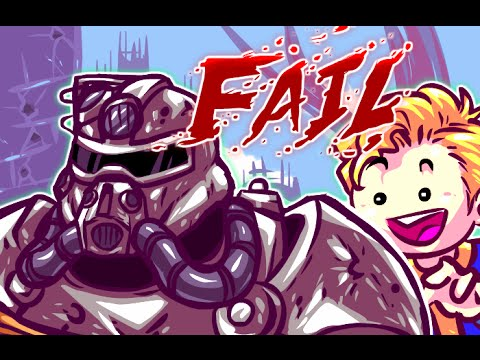FALLOUT FAIL, A Fallout Series Parody In a Nutshell