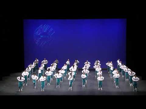 Unha escola viguesa de danza leva a 'Muiñeira de Chantada' ao máis alto