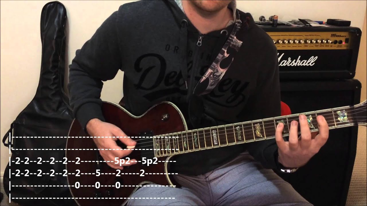 Zz top la grange quick riff guitar lesson youtube - How to play la grange on acoustic guitar ...