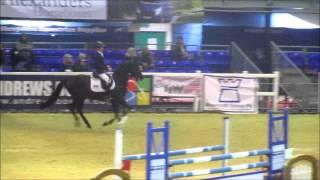 Hugh Davies Bearnaderg Clover 1.10 National Championship