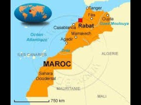 Vlog: On the way to Morocco