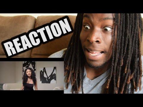 REACTION TO Meek Mill Ft. Nicki Minaj & Chris Brown- All eyes on you