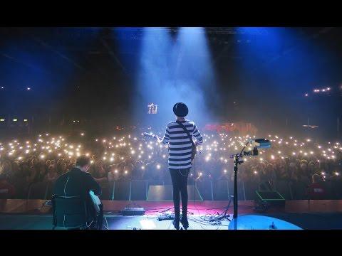 Bry On Tour With Twenty One Pilots