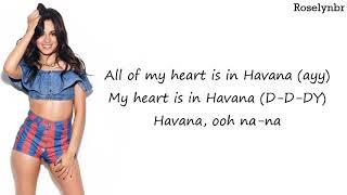Camila Cabello, Daddy Yankee - Havana (Remix) /Lyrics