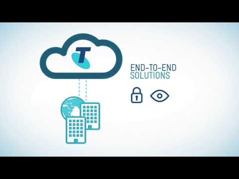 Telstra Cloud Services For Global Business