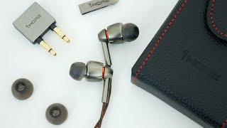 1More Quad Driver In-Ear Earphones Review! These Are The Ones To Get