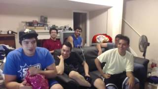 Chillin raps Leffen Diss Track with helium