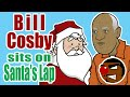 Download Bill Cosby Sits on Santa's Lap
