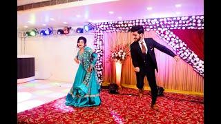 Best Wedding Dance Performance 2019 on Sagan Part 1 Morni Banke Aankh maare Bang Bang Gandi bat