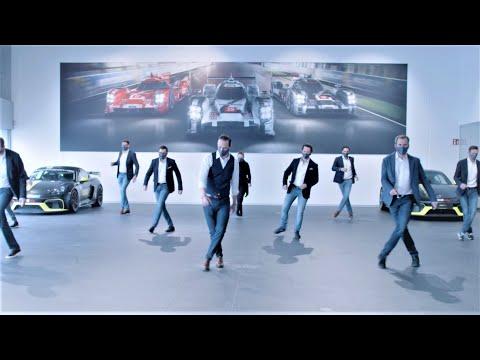 Jerusalema Dance Challenge l PIA - Porsche Inter Auto - PIA Porsche Inter Auto
