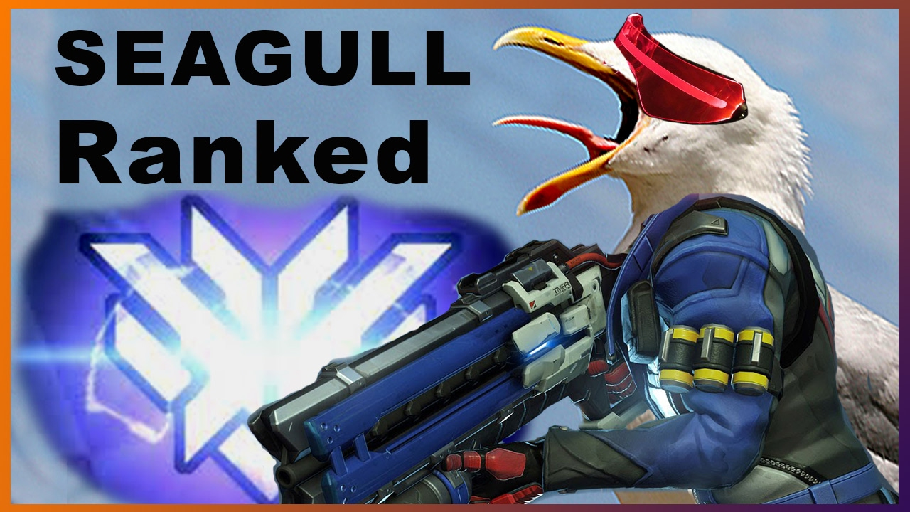 Seagull Ranked Games 2017 - Game Sense - YouTube
