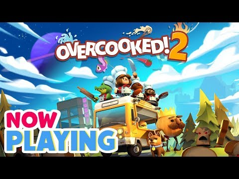 Overcooked 2 Livestream!!
