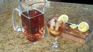 Southern Sweet Ice Tea - Lynn's Recipes