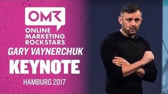 Online Marketing Rockstars Gary Vaynerchuk Keynote   Hamburg 2017