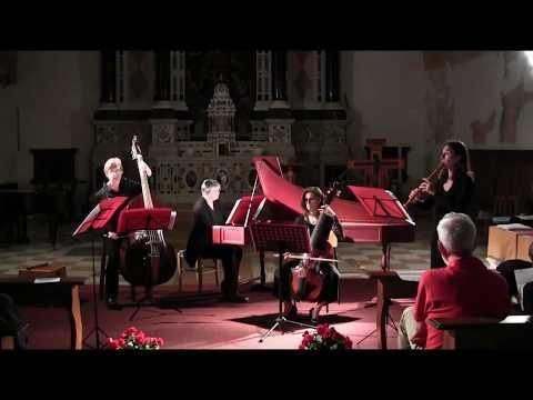 4. Anna Bon di Venezia: Sonata V in sol minore per flauto e basso continuo
