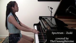Spectrum - Zedd ft. Matthew Koma (Piano Cover)