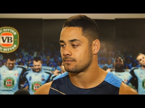 Origin Game l Post Match: Hayne