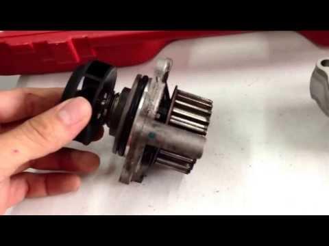 Volkswagen overheating problems. (Water pump) By Leonardi Auto Performance & Repair