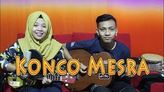 Konco Mesra (Cipt. Husein Albana) Cover by Ferachocolatos ft. Gilang