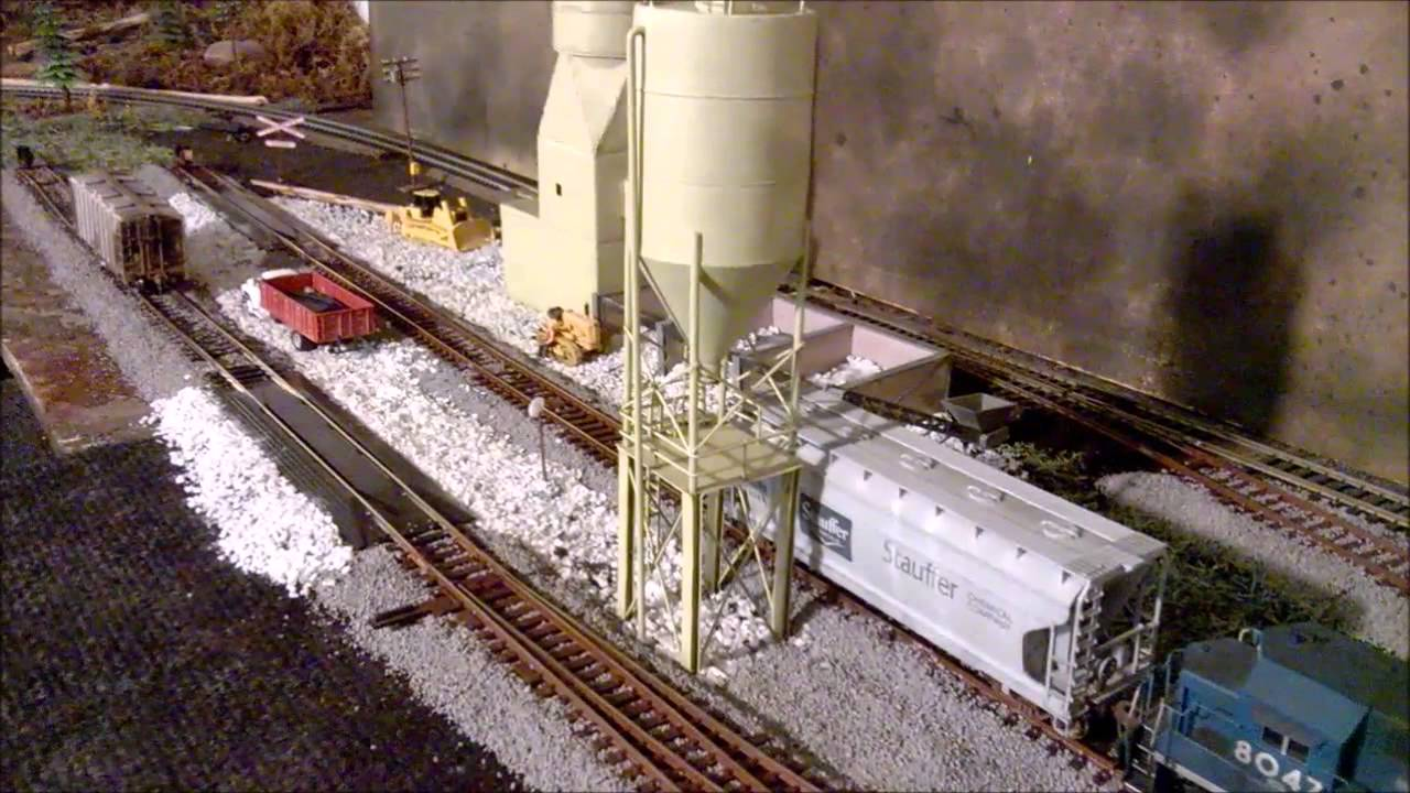 Cement Loading Plant : Layout update cement plant scene youtube