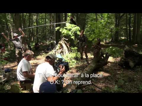 HUNGER GAMES- Bonus- Jennifer as an Actor VOST
