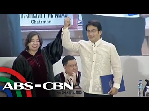 Bong Revilla in Senate comeback after plunder acquittal | ANC