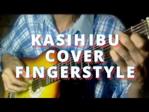 Kasih Ibu (cover|fingerstyle)guitar|lagu,anak-anak|