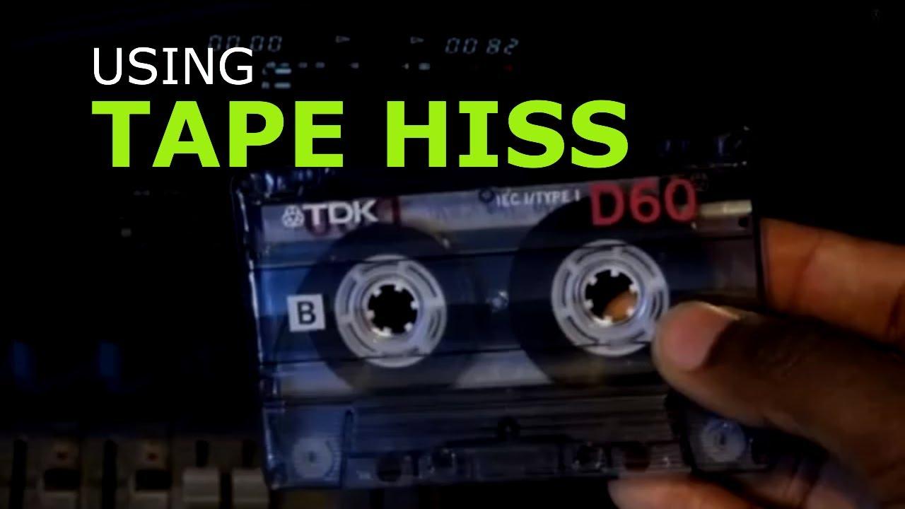 Beat Making | Using Tape Hiss - YouTube