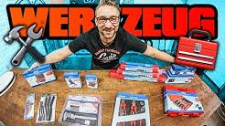 TOP 10 Werkzeuge für DEINE Motorrad-Werkstatt!