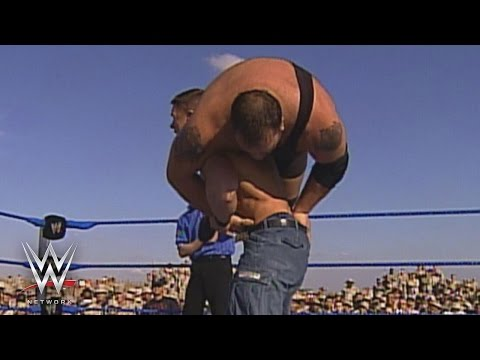 WWE Network: John Cena Vs. Big Show: Christmas In Baghdad (Tribute To The Troops)