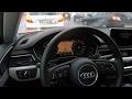 Audi A4/A5 traffic jam assist - real test :: [1001cars]