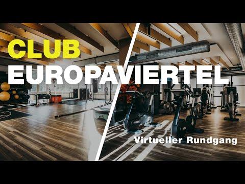 JONNY M. - CLUB EUROPAVIERTEL // Stuttgart - Virtueller Rundgang (FPV Drone)