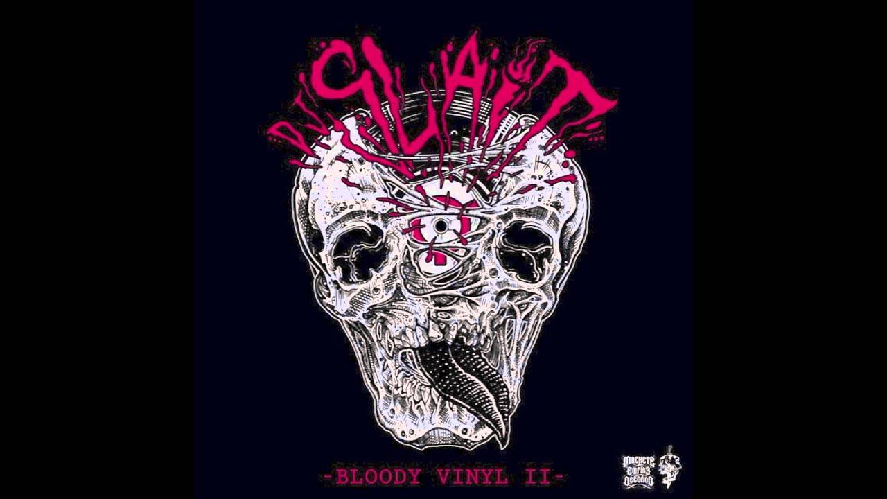dj slait bloody vinyl