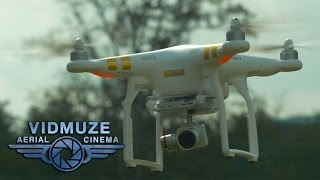 DJI Phantom 3 Professional Filmmaker's Review | VidMuze