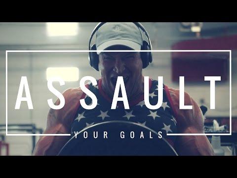 Assault Your Goals | Steve Weatherford