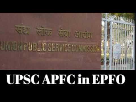 APFC,EPFO, EXAM,2018-2019 BOOK LIST