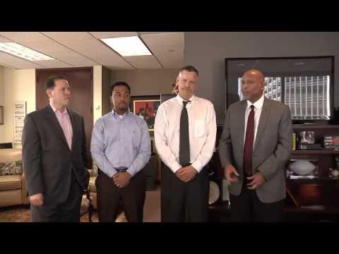 Chris Osgood General Sales Manager CBS Radio Rick Caffey VP and Market Manager Daryl Killian Auto NS