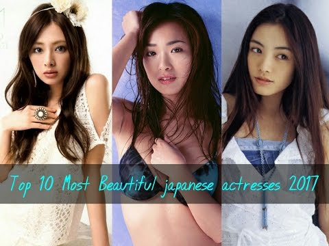 Top 10 Most Beautiful Japanese actresses 2017,  10 Beautiful Japanese actresses