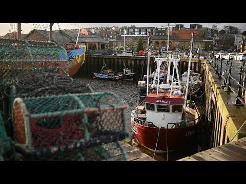 La Brexit lascia scontenti i pescatori da entrambi i lati della Manica