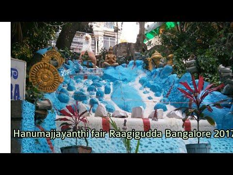 Hanumajjayanthi fair @ Raagigudda , Bangalore