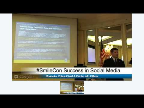 #SMILEcon Virginia Achieving Success In Social Media With Proaction & Purpose