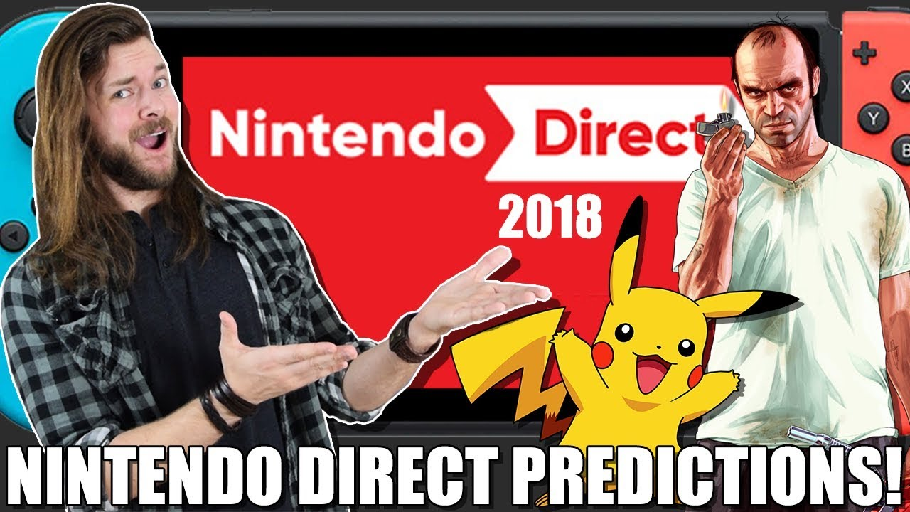All The New Switch Games Announced At Today's Nintendo Direct