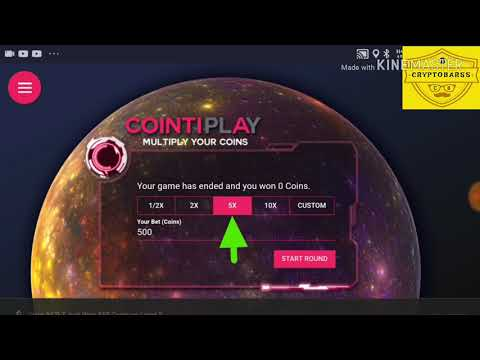 Repeat cointiply betting strategy to win--high profit tricks