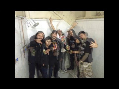 BUNKER - the cult of violence - 2016 advance LP