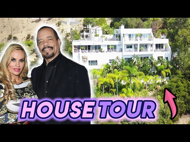 Ice T & Coco | House Tour 2020 | New Jersey Custom Mansion